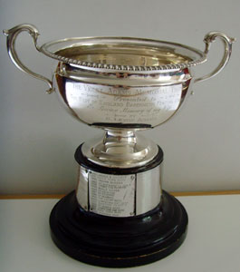The Violet Adams Mermorial Trophy